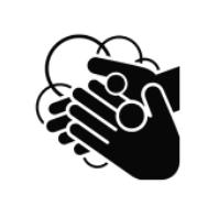 会場内へ消毒液を設置、こまめな手洗い推奨